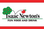 Isaac Newton's Profile Logo