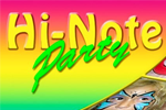 Hi-Note Party Profile Logo
