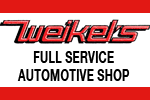 Weikel's Auto Profile Logo