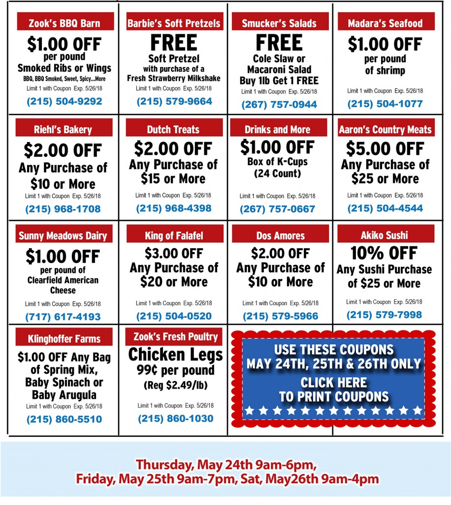 NFM - Memorial Day Dedicated_coupons only